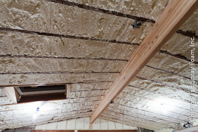 Insulating Vaulted Roofs Amp Cieling Jpg Insulation In